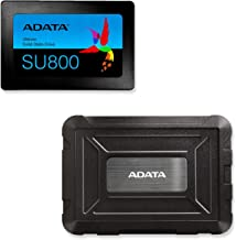 ADATA SU800 2TB 3D-NAND 2.5 Inch SATA III High Speed Internal SSD with 2.5