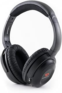 Drive Audio Auriculares recargables compatibles con Ford, Lincoln y Mazda Wireless Explorer Expedition Escape Edge Excursi...
