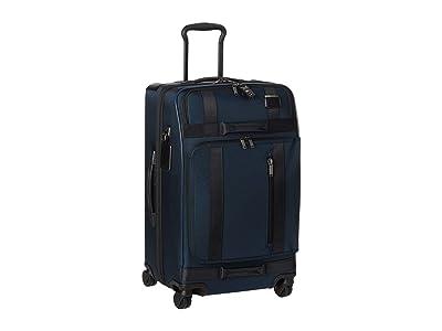 Tumi Merge Short Trip Expandable 4 Wheel Packing Case (Navy) Luggage