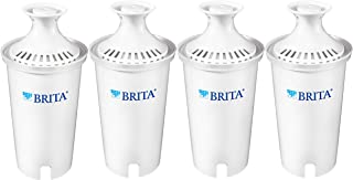 Brita Standard Replacement Filters for Pitchers and Dispensers