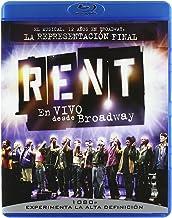 Rent en vivo desde Broadway [BR] [Blu-ray]