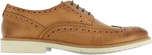 Ikon Pour Pour des hommes Hazel Leather chaussures