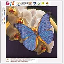 Kits de Pintura Diamantes 5D por N/úmero Diamond Painting Taladro Completo DIY Punto de Cruz Crystal Rhinestone Embroidery Art Craft para Sal/ón Decor Pared Hogar Ba/ño Taladro Redondo 25x30cm