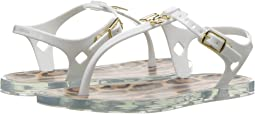 Dolce & Gabbana Kids White Sandal (Toddler)