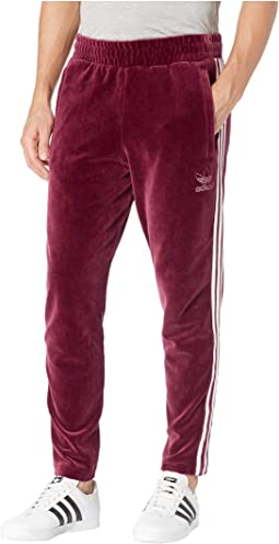 Velour BB Track Pants