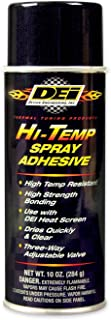 Design Engineering 010490 High-Temperature Spray Adhesive - Clear