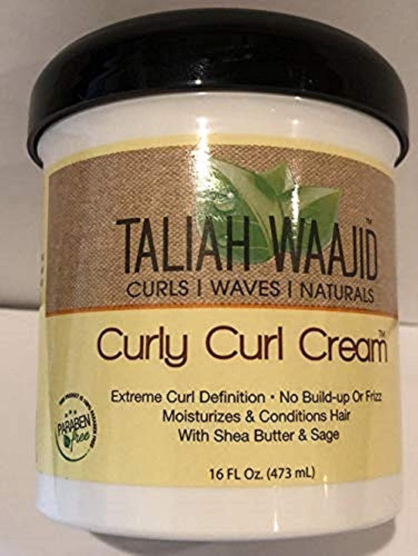 Taliah Waajid Curly Sale Curl Cream 16 oz SET - 10 Long Beach Mall OF
