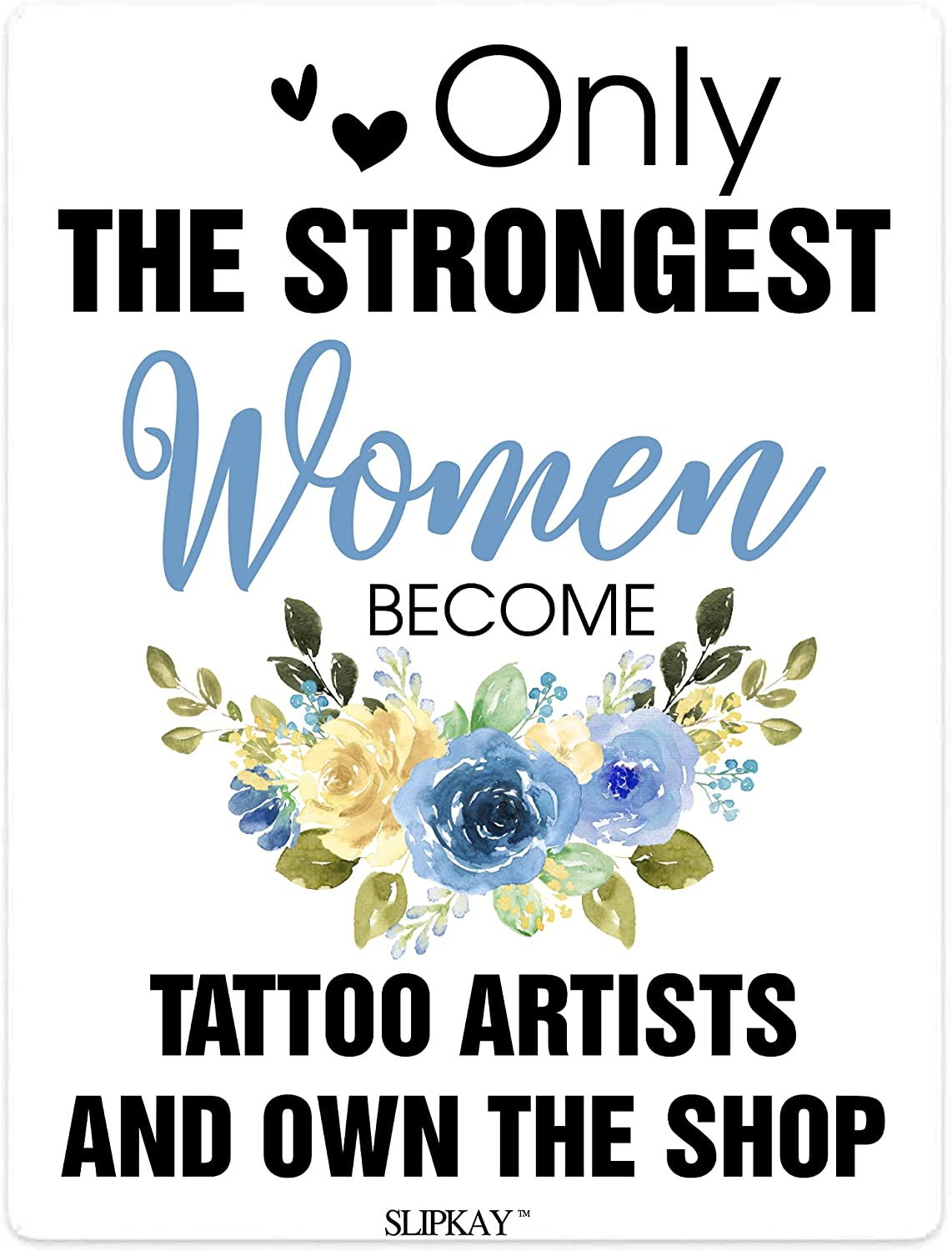 Only The Strongest Women Become Tattoo Artists and Own The Shop
