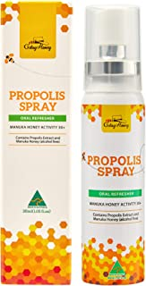 G'day Honey Propolis Spray 30ml - Manuka Honey Activity 30+ Oral Care Spray