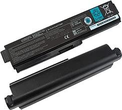 Yongerwy PA3817U-1BRS PA3819U-1BRS Laptop Battery for Toshiba Satellite A665 C655 C660 M645 P740 P745 P750 P755 P770 L515 L600 L645 L640 L650 L655 L670 L675 L735 L745 L750 L755 L775 C655-S5049