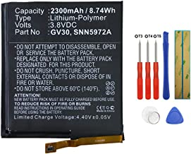 Swark New Replacement GV30 Battery Compatible with Motorola Moto Z TD-LTE, XT1650-03, Moto Z Dual SIM, XT1650-05, Moto Z Droid Edition XLTE, XT1650-01,SNN5972A with Tools kit