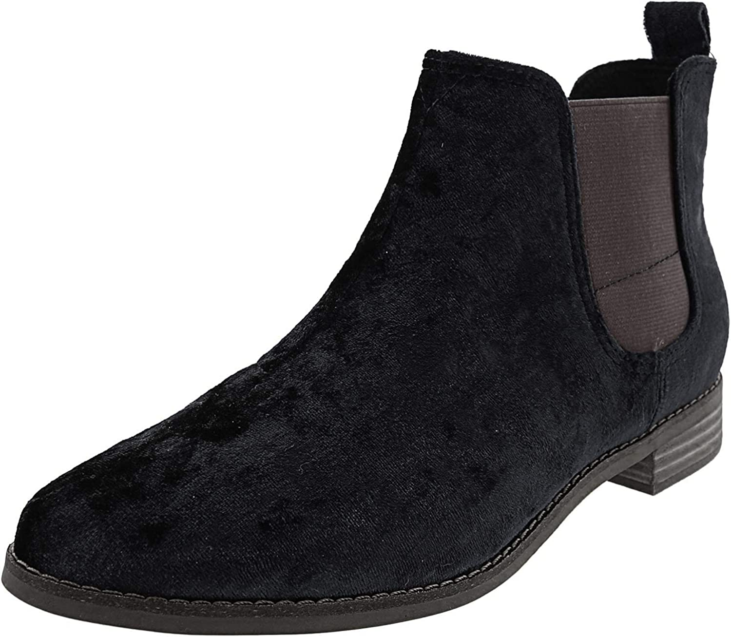 TOMS Women's High material Gifts Ella Bootie