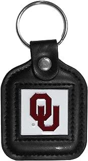 HPS Oklahoma Sooners Paracord Keychain with caribiner
