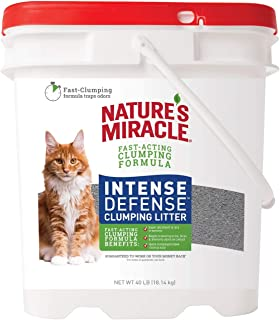 Best nature's miracle cat litter Reviews