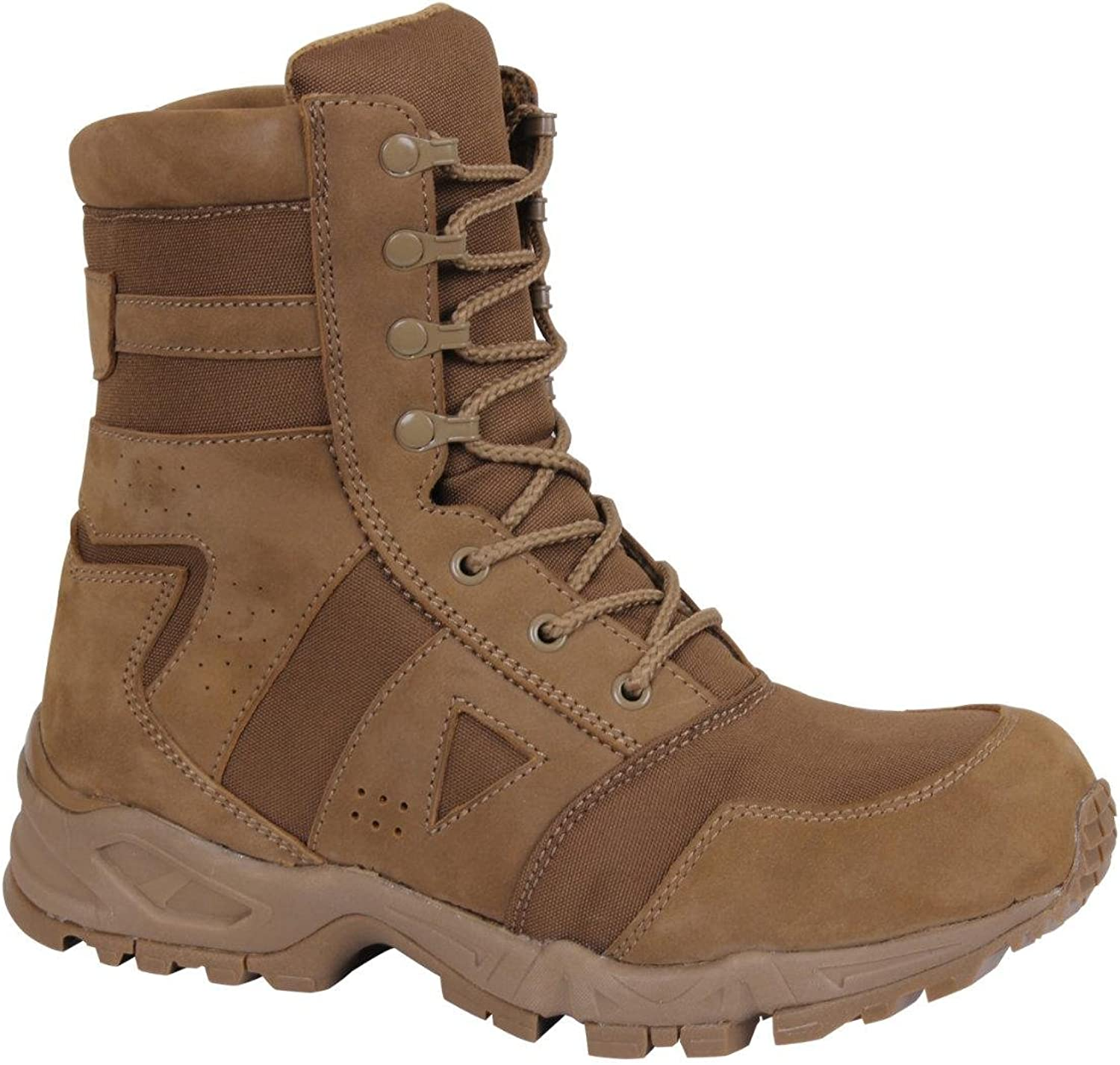 redhco Forced Entry AR 670-1 Coyote Tactical Boot
