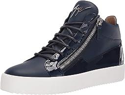 May London Birel Mid Top Sneaker
