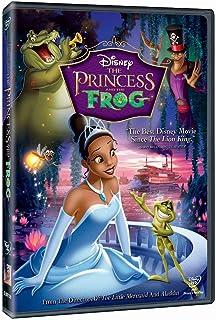 The Princess and the Frog   DVD   Arabic & English