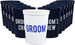 groomsmen cups