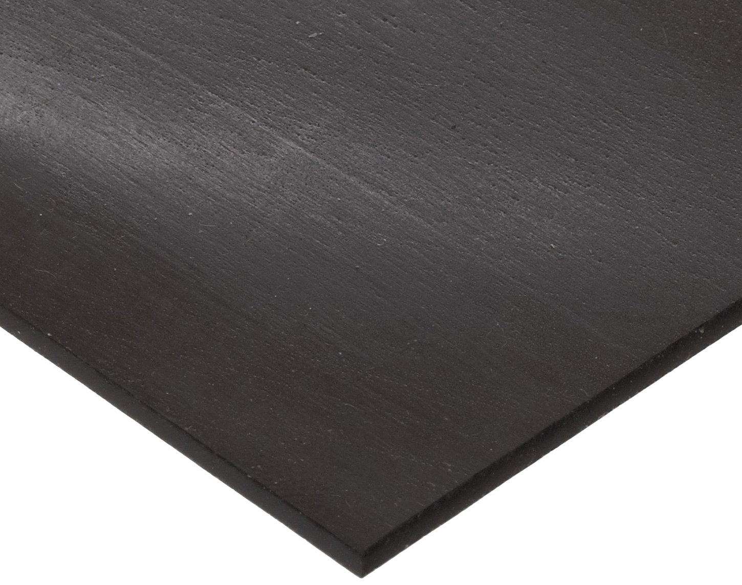 Polyurethane Ranking TOP20 Sheet No Backing 30A Black Courier shipping free Durometer Smooth 3