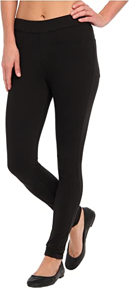 HUE Curvy Fit Jeans Leggings