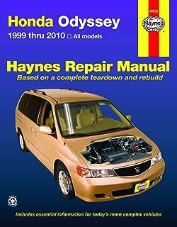 Honda Odyssey (99-10) Haynes Repair Manual