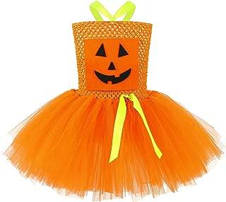 Jxstar Flower Unicorn Costume for Girls Pageant Princess Tutu Party Dresses