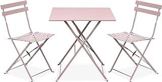 Amazon.fr : Table de jardin - Rose