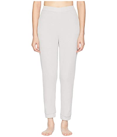 Skin Natural Skin Organic Cotton Blend Whitley Ankle Pants (Heather Grey) Women