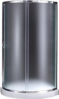 Ove Decors Breeze 31 Shower Kit Paris Glass Without Walls