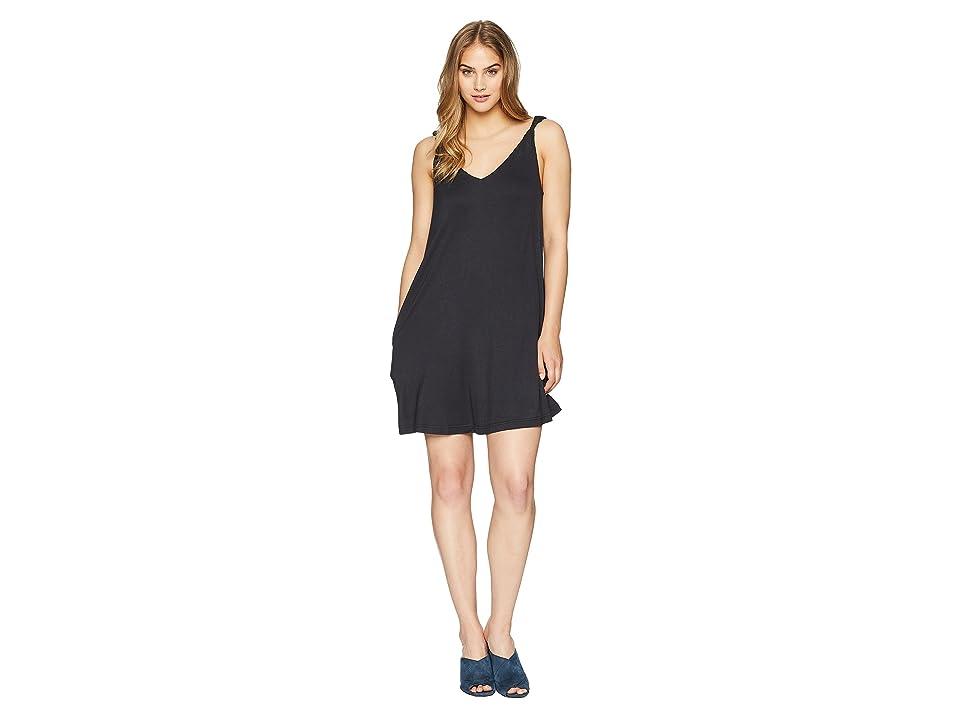 RVCA Chances Dress (Black) Women