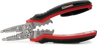 Gardner Bender GST-70M Circuit Alert Voltage Sensing Crimper/Stripper 20-8 AWG Crimping Stations, Electrical Hand Tool, 7