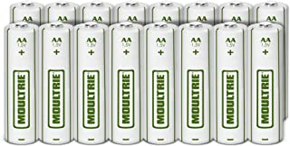 Moultrie AA Batteries, 16 Pack