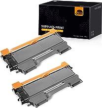 JARBO Compatible TN450 TN-450 TN420 TN-420 Toner Cartridge, for Brother TN450 TN420 (2 Black, High Yield), Use with Brother HL-2270DW HL-2280DW HL-2230 HL-2240 HL-2240D MFC-7860DW MFC-7360N DCP-7065DN