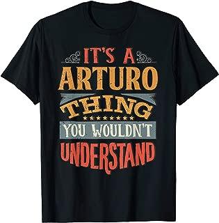 Arturo Name T-Shirt