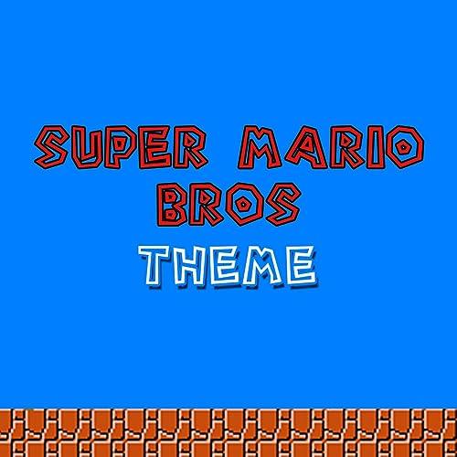 Super Mario Bros Theme (Solo Piano)