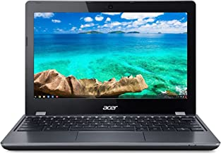 Acer Chromebook 11.6in Intel Celeron Dual-Core 1.5 GHz 4 GB Ram 16GB SSD Chrome OS|C740-C4PE...