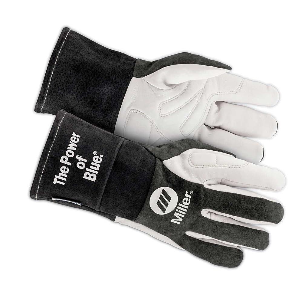 Welding Gloves, TIG, L, PR