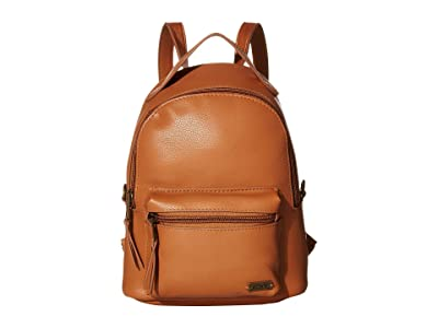 Roxy Little Fighter Mini Backpack (Camel) Backpack Bags