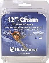 husqvarna chainsaw list