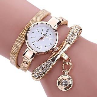 la meilleure attitude 761d8 37da6 Amazon.fr : Beige - Montres bracelet / Femme : Montres