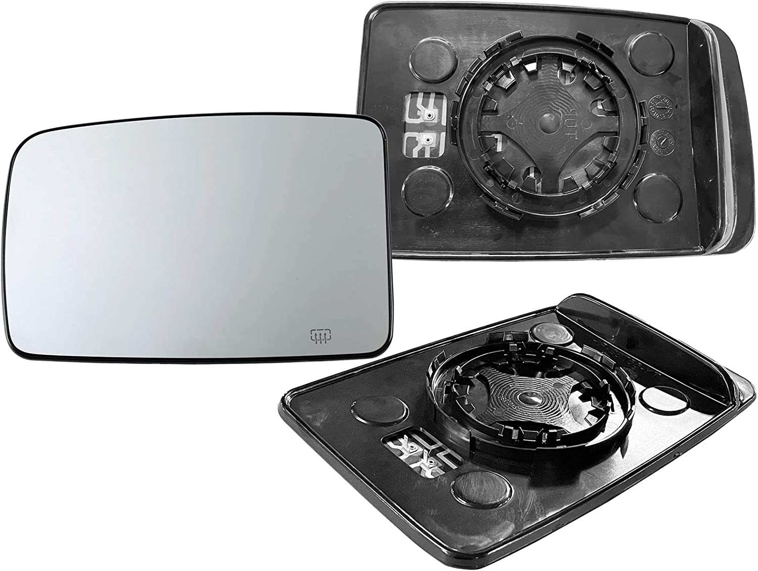 Excellence APA Replacement Mirror Glass Heated 2003-2006 Base with for EXPE Super special price