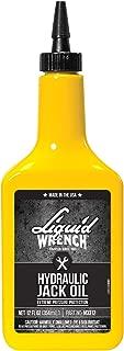 Liquid Wrench M3312 Hydraulic Jack Oil - 12 fl. oz.