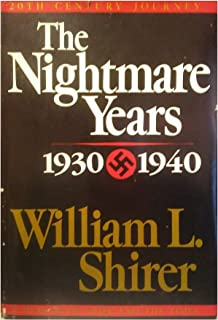 Best the nightmare years william shirer Reviews