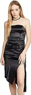 Women's Metallic Carmen Dress