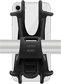 Ailun Motorcycle Mountain Bike Phone Mount Holder Stand Accessories Universal Adjustable Bicycle Harley Davidson Handlebar Rack Compatible iPhone 8Plus 8 Galaxy s10 s10 S9 S8 Plus Note 10