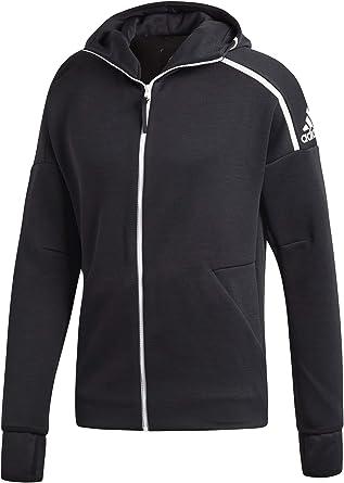 Adidas Z.N.E. – Jackets and coats (Black, Men, Jacket, Adult, XXL, SML)