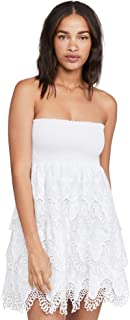 Women's Layered Cover Up Dress