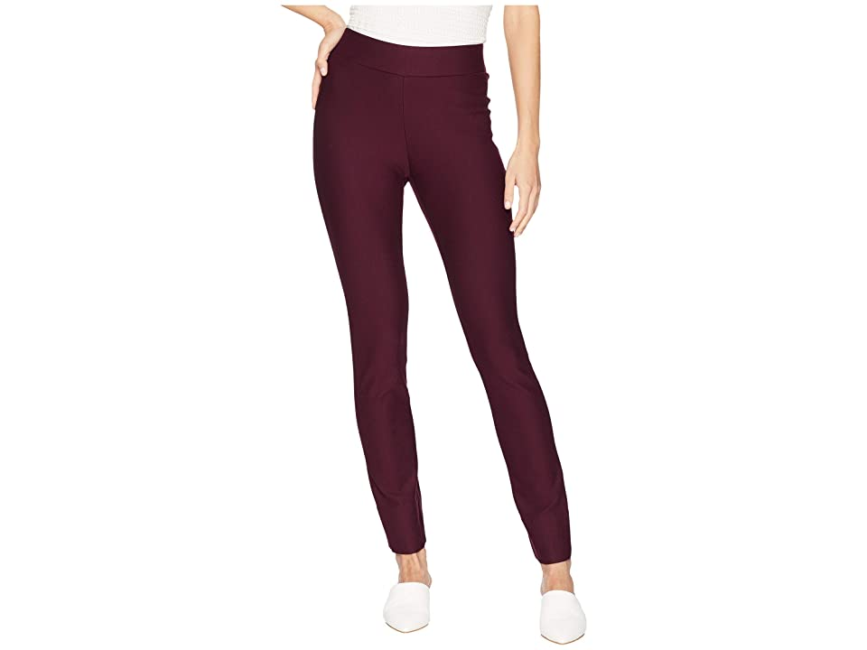 eci Compression Ponte Pants (Wine) Women