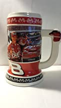 LImited Edition NASCAR Collectible -- 2002 Dale Earnhardt Junior Beer Stein -- #8 -- Imported from Brazil for Anheuser-Busch