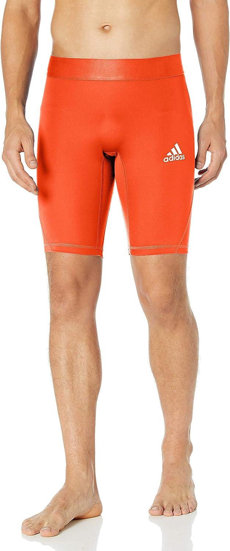 adidas Men's Training Alphaskin Sport Short Tight